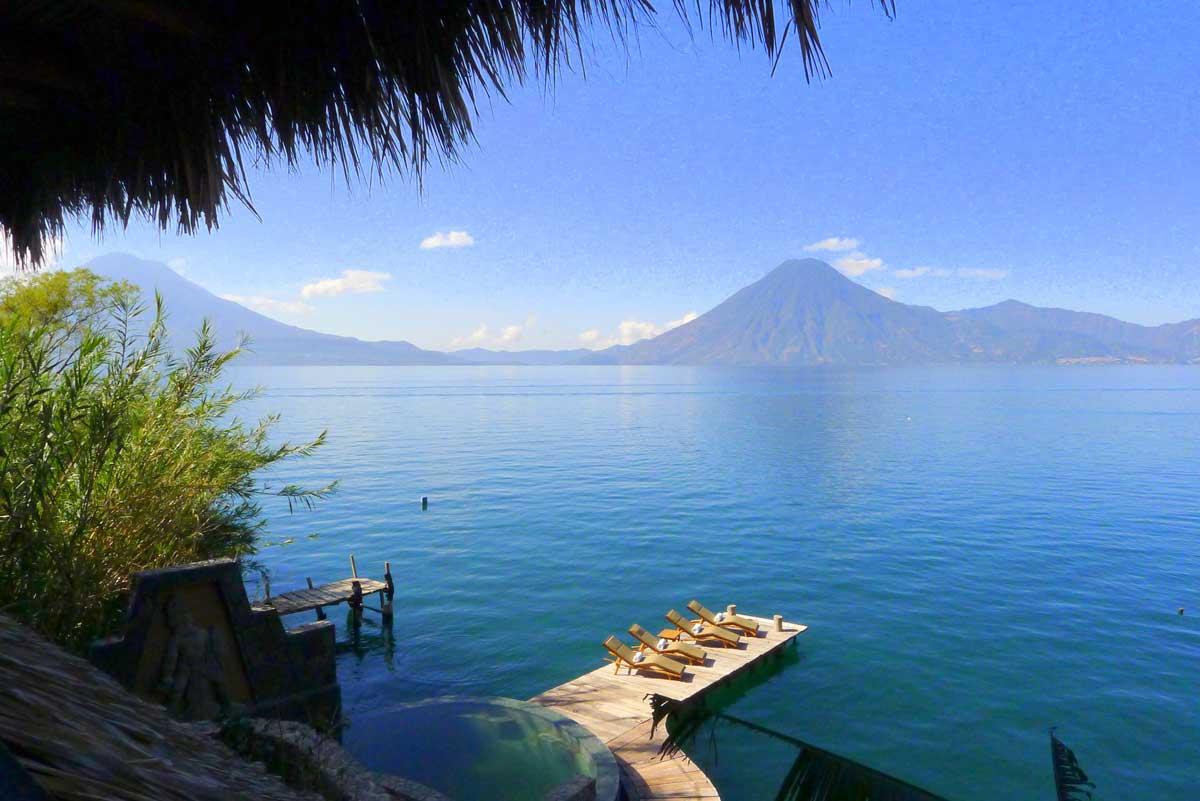The Quetzal Suite - Laguna Lodge Guatemala