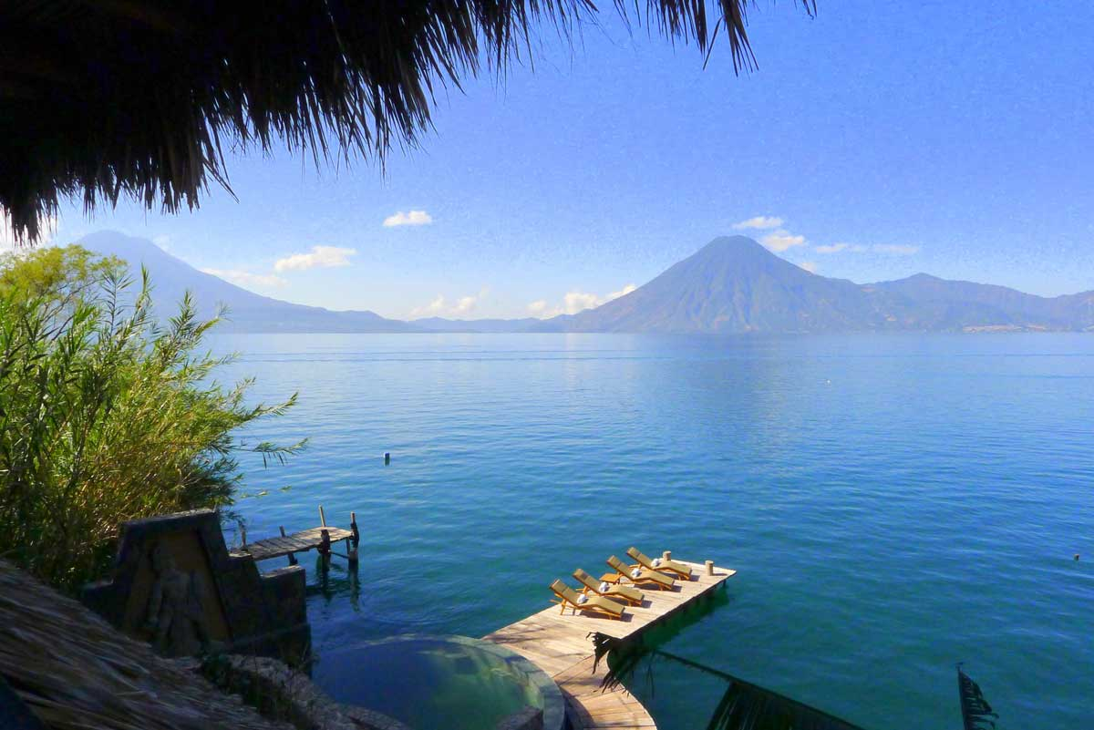 The Quetzal Suite - Laguna Lodge Guatemala
