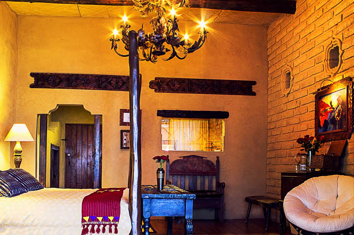 The Jaguar Suite - The Laguna Lodge